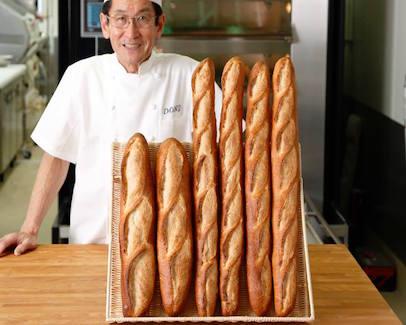フランスパン研究家・仁瓶利夫と考えるBon Pain への道