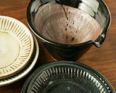 4月21日(金)台所道具としての器Vol.1「すり鉢」