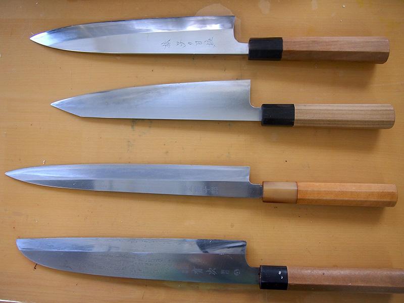 5月30日(火)中村昌次の台所のいろは「包丁の扱い方、切り方」