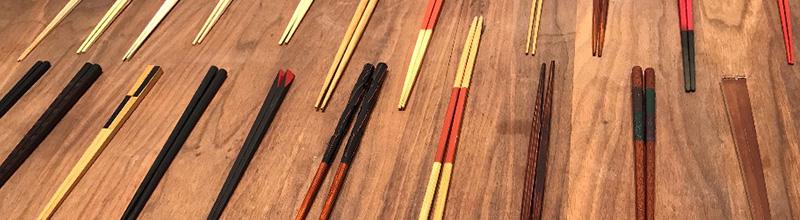 7月18日(火)中村昌次の「正しい箸の使い方」