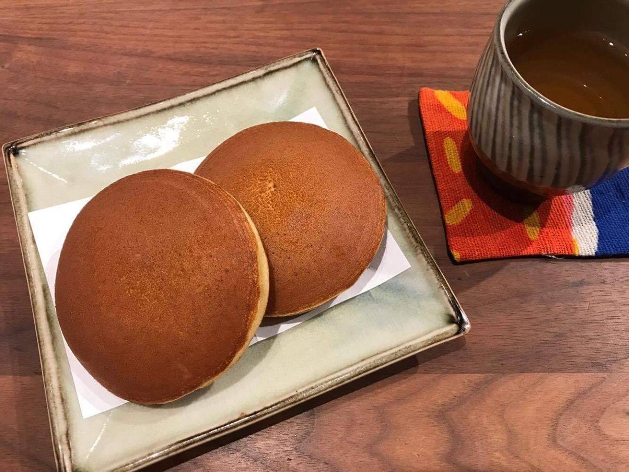 8月3日(木)子どものための和菓子教室(夏休み編)」ーどら焼き作り。