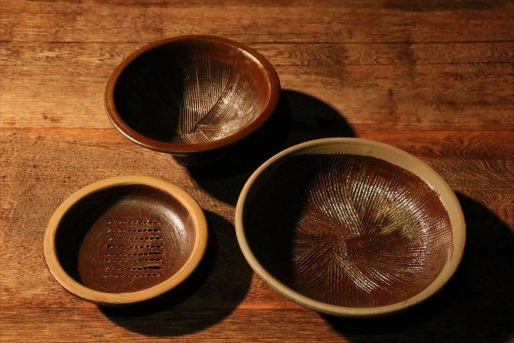 8月22日(火)澁川祐子の第3回 「台所道具としての器ー卸し皿と薬味」