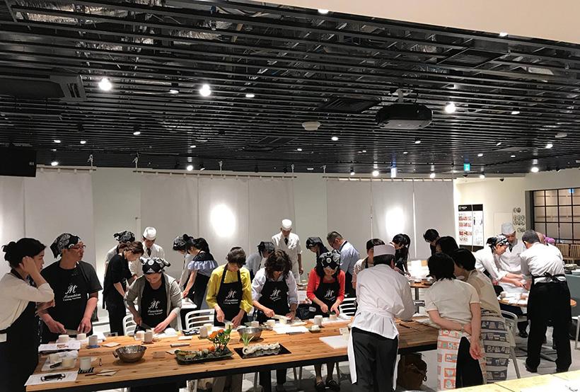 9月26日(火)中村昌次の台所のいろは「包丁の扱い方 、基礎編」