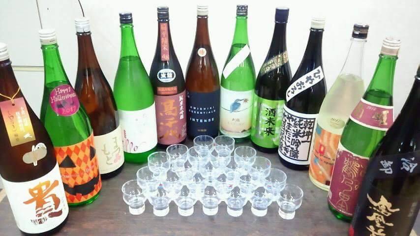 11月9日(木)稲葉由美子の日本酒ラビリンス 「今しか飲めないとっておきの酒」