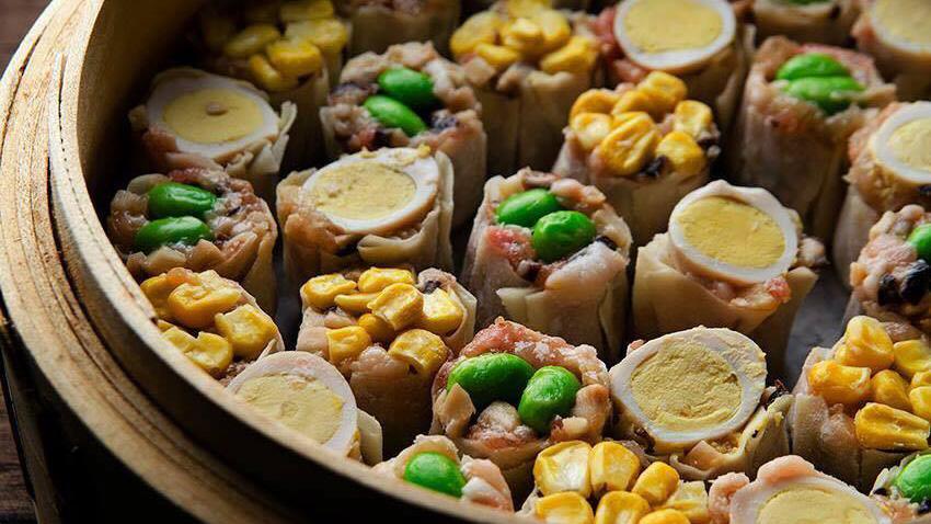 11月16日(木)村木美沙の 手作り点心でおもてなし 美人「焼売」