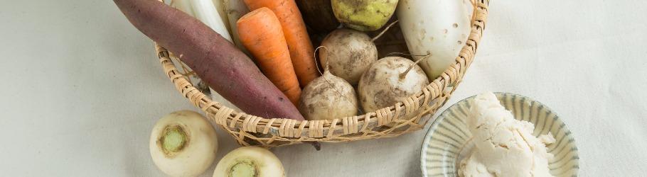 11月23日(木)北沢正和の日本の味の原点『再考』 「根菜で身体を温める×信州の酒粕」