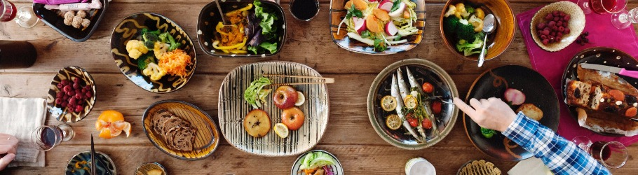 12月15日(金)澁川祐子の台所道具としての器 「スリップウェアでパーティーを華やかに」