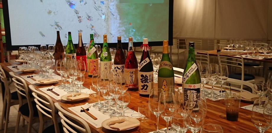 【人気講座】人気講座 稲葉由美子の日本酒ラビリンスVol.4「酒造好適米の進化を味わう」
