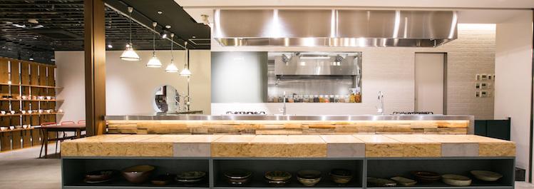 キッチン付きレンタルスペース
